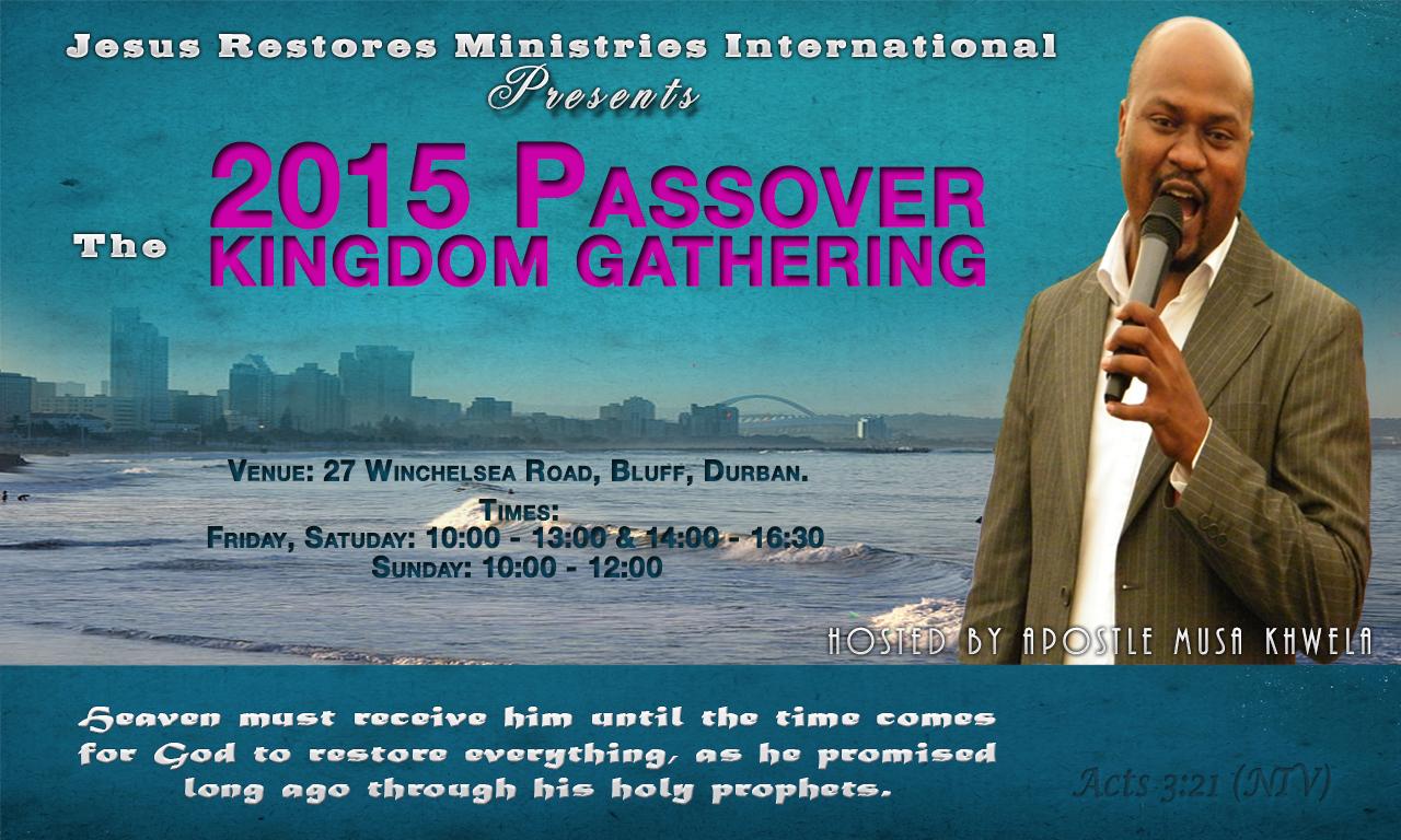 2015-Passover